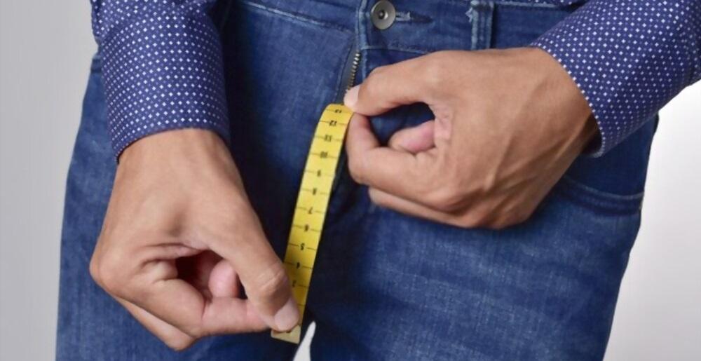 mesurer taille penis au repos